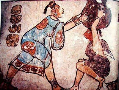 şaman kadınları ritüel