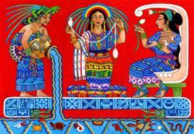 şaman törenleri