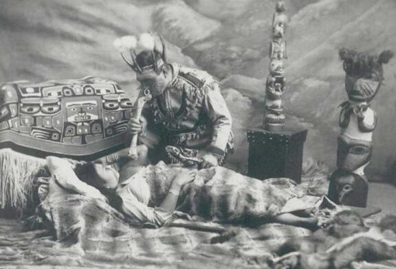 """Şaman'ın """"Kayıp Ruhu Getirme"""" şifası"""