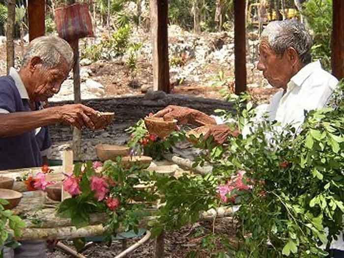 Maya Şifacılığında Ampirizm ve Spiritüalite Birlikteliği