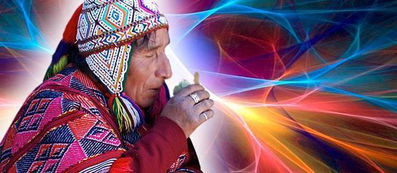 şaman ritüel
