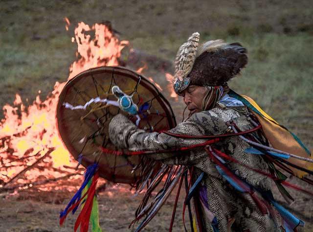 şamanizm-tarihi
