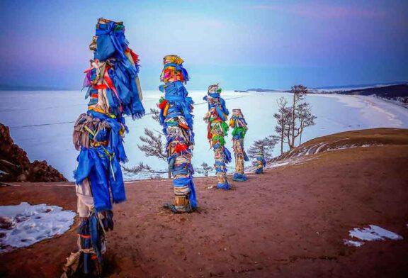 Sibirya. Şamanların yolunda (Üçüncü Savaşçı)