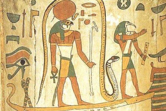 Mısır Tanrılarının Kralı: Amon Ra
