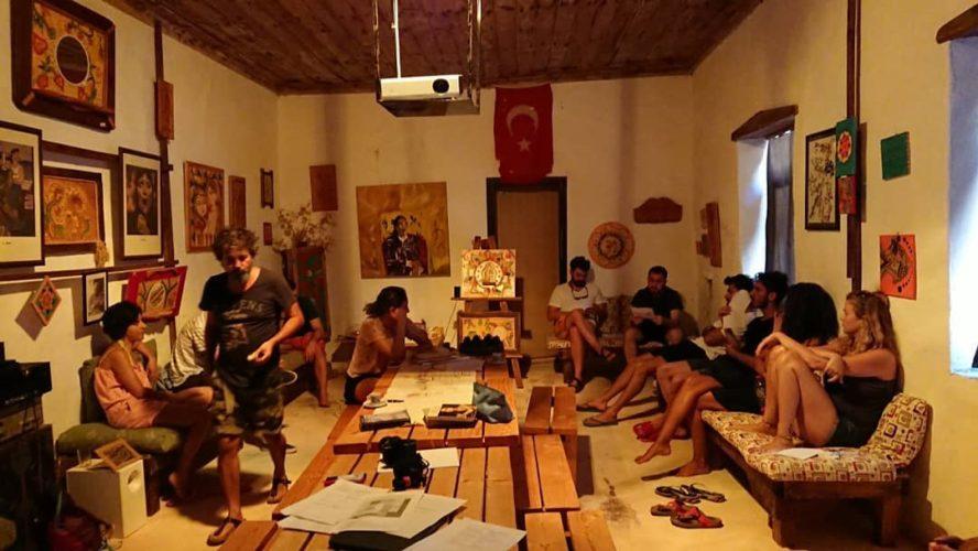 Mektephan Antalya Kaş