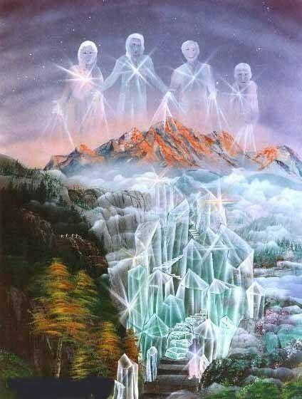 Ruh Beden Zihin Döngüsünde Ruh Eşi ve Ruh İkizi Kavramı