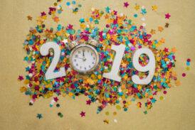2019 yılı Sınırlarını belirle! Başarıyı hedefle!