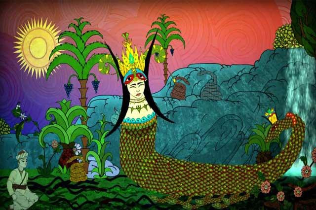 Kültürlerde Ana tanrıça ve Şahmaran (Yılan Ana) Sembolü