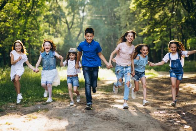 Geleceğin Cennet Tohumları Çocuklarımız