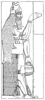 Pers Tanrısı Oannes