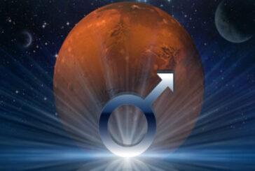 Mars Başak Transiti