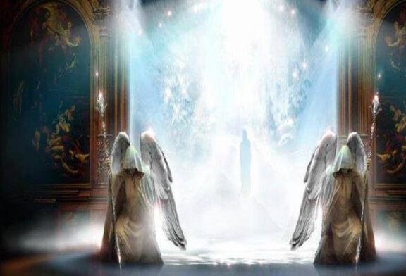 Esir ruhlar ve ışığın elçileri