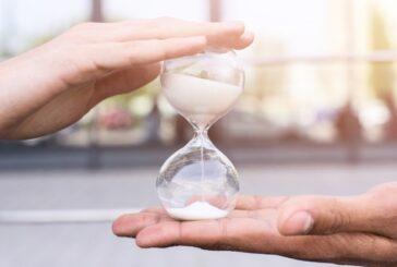 Zamanınız hızlı mı geçiyor?