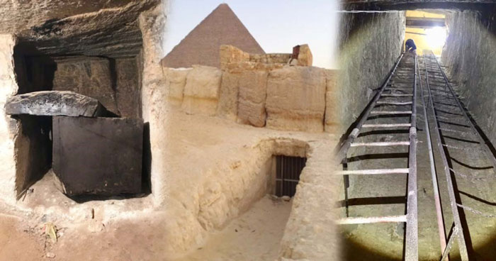 Gize Piramitleri Neden Yapıldı