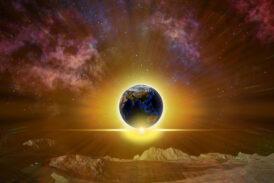 14-15 Aralık 2020 Tam Güneş Tutulması