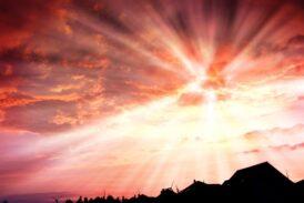 Güneş tutulmasına doğru giderken