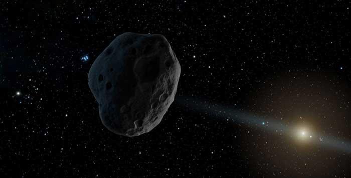 WF9 Asteroit