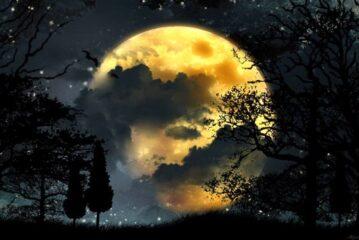 Ay tutulması ve ay tutulması rüyaları & arketipleri