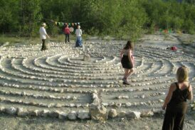 Maya Şamanizminde Labirent Seremonisi
