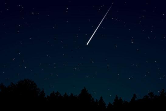Orionid Meteor Yağmuru