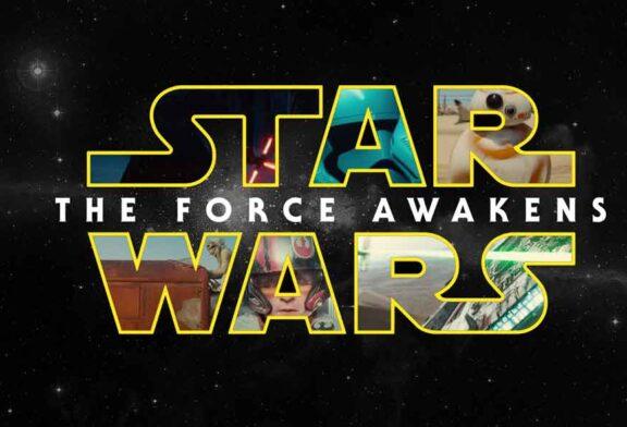 Yıldız Savaşları Bölüm 7 : Güç Uyanıyor