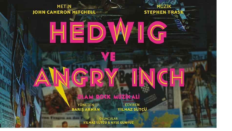 Hedwig ve Angry Inch Glam Rock Müzikali