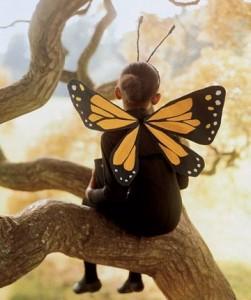 disfraces-primavera-material-reciclado-mariposa