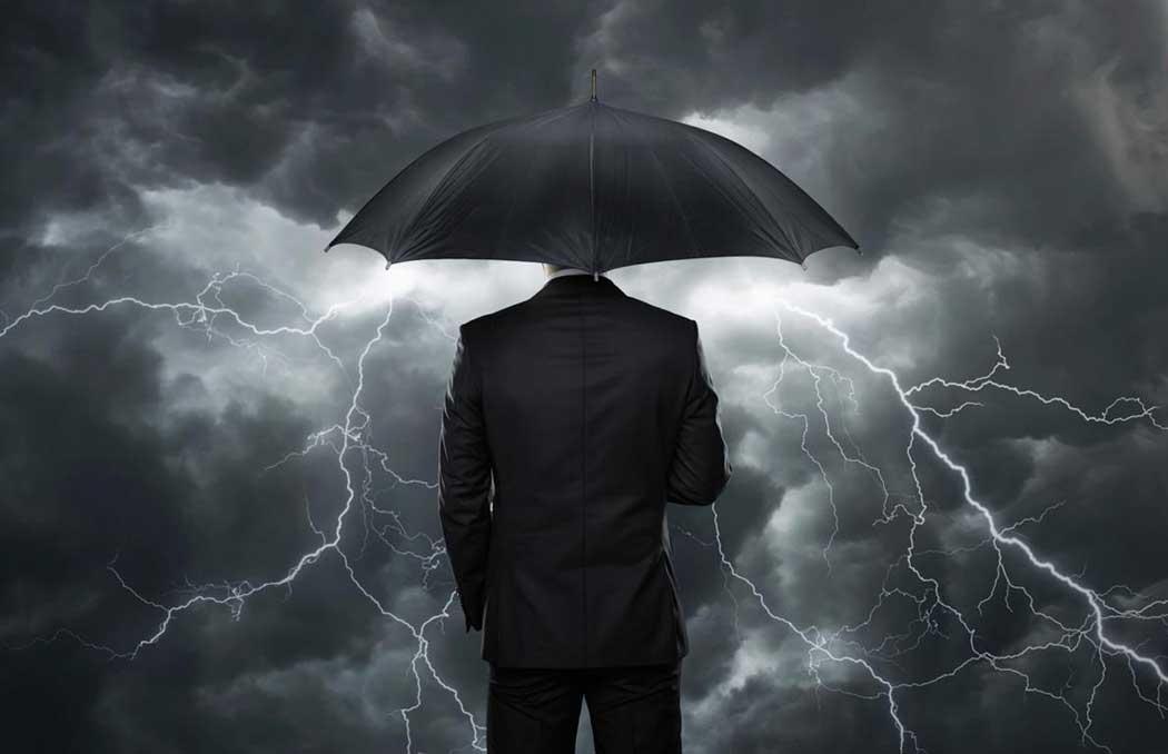 İçimizdeki fırtına
