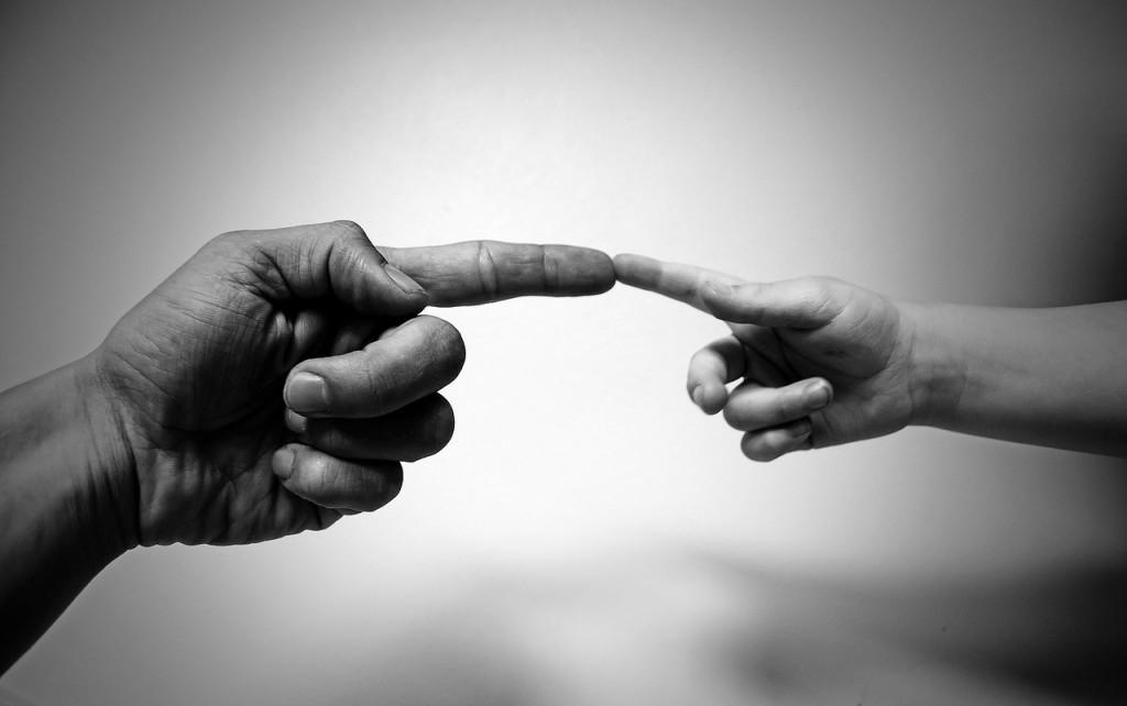 küçük bir dokunuş