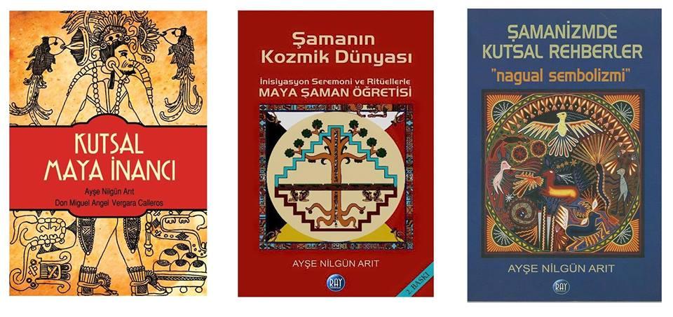 nilgün arıt şamanizm kitaplar