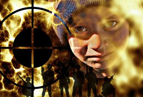 Politik şiddete, politik olmayan şefkat