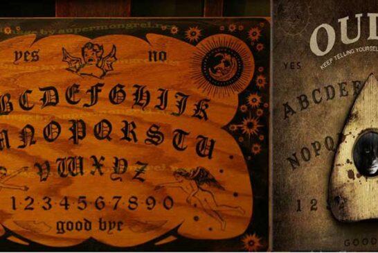Quija board, asalak formlar alanı, tehlike ve uyarılar