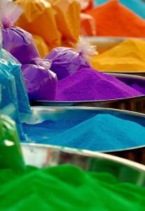 renklerle tedavi