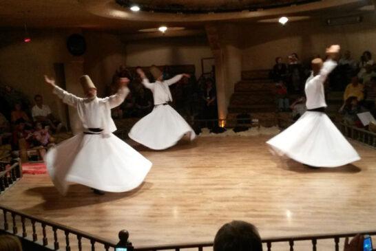 Sufi Nefesi Eşliğinde Bir Seyir Anı Meditasyonu